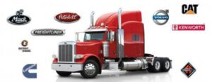 North Carolina Truck Insurance Brands insured which includes just about ever truck manufacturer.